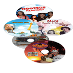 Professional Quality Bluray & DVD Disc Creations title=Disc Design